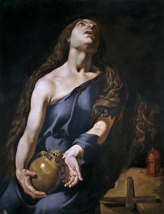 Эспиноса, Херонимо Хасинто -- Кающаяся Магдалина. Часть 1 Музей Прадо