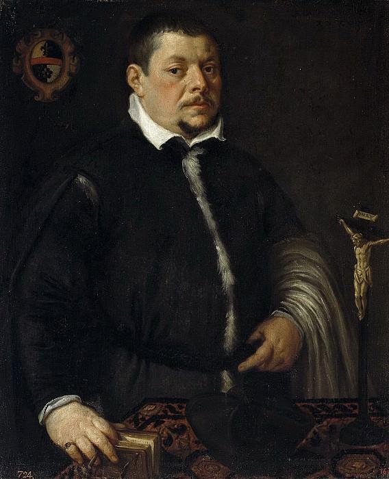 Бассано, Леандро -- Судья с распятием. Часть 1 Музей Прадо