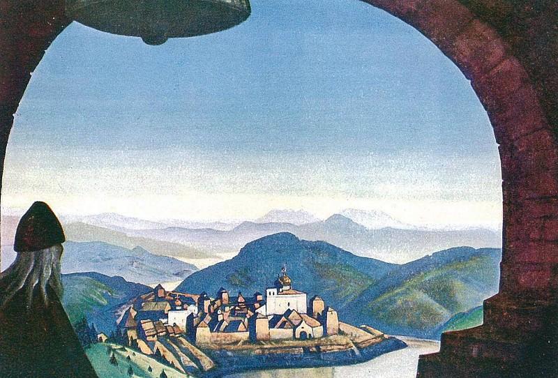 Earth-Slavic # 2 (Earth Slavic). Roerich N.K. (Part 3)