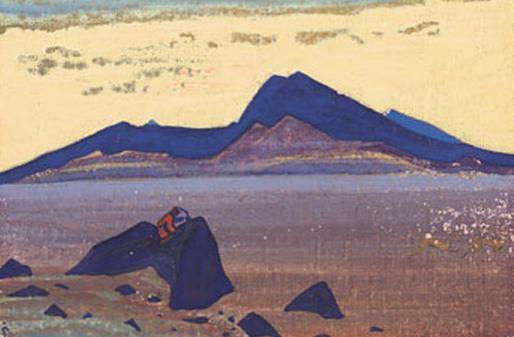 Hunt # 19. Roerich N.K. (Part 3)