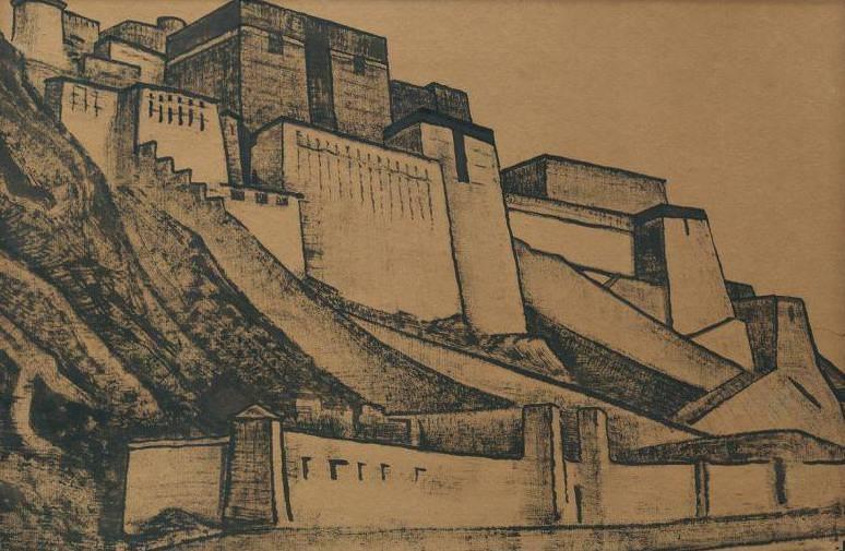 Shrine. Roerich N.K. (Part 3)