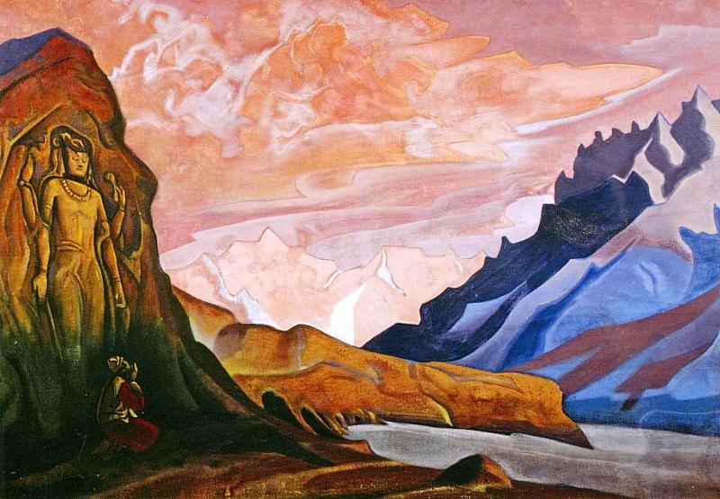 Maitreya winner. Roerich N.K. (Part 3)