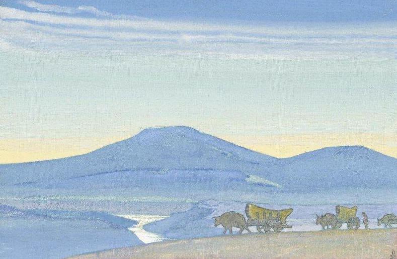Caravan # 13. Roerich N.K. (Part 3)