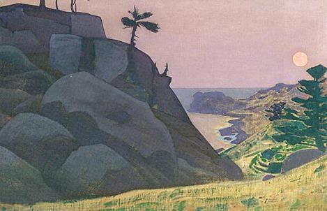 Tale # 40. Roerich N.K. (Part 3)