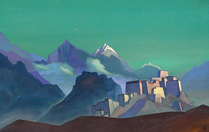 Morning Star # 47. Roerich N.K. (Part 3)