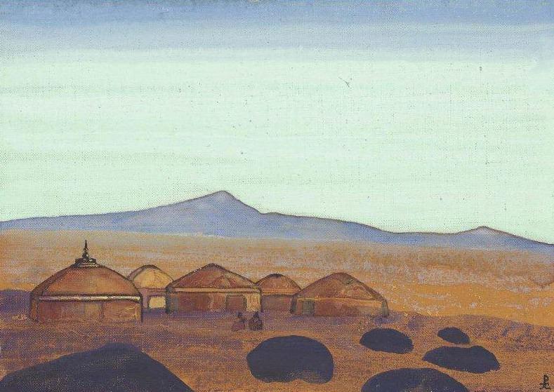 Yurtas # 20. Roerich N.K. (Part 3)