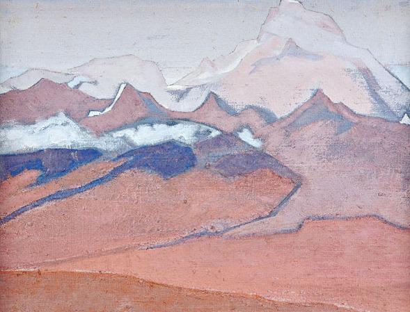 Towards in Shekhar Dzong # 13. Roerich N.K. (Part 3)