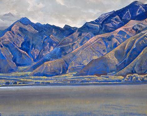 Dal Lake. Roerich N.K. (Part 3)