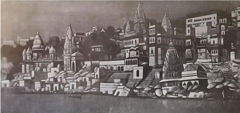 Benares. Roerich N.K. (Part 3)