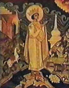 Carevich Joasaph. Roerich N.K. (Part 3)