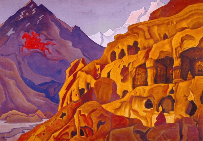 Power of the Caves. Roerich N.K. (Part 3)