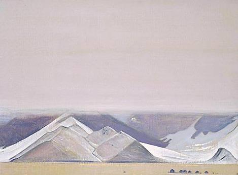 Bogdo-ul. Hurricane. Roerich N.K. (Part 3)