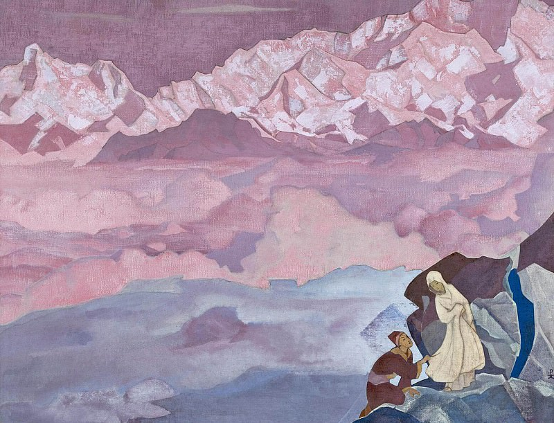 Leading # 5. Roerich N.K. (Part 3)