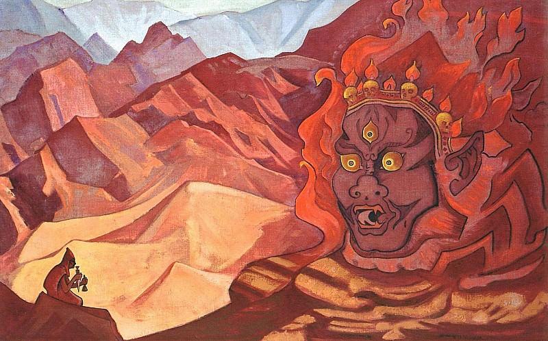 Dorje Daring # 11. Roerich N.K. (Part 3)