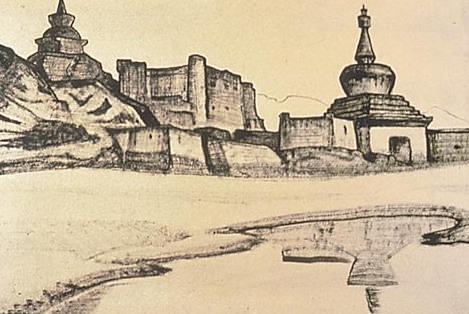 Shrine (2). Roerich N.K. (Part 3)