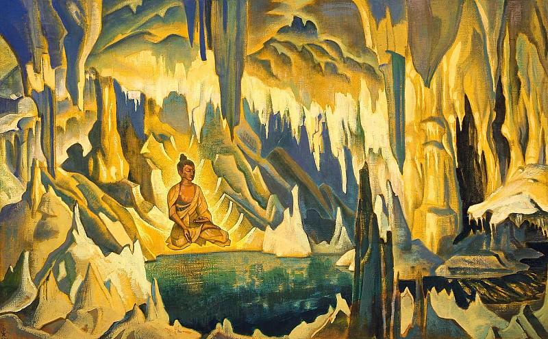 Buddha Winner # 3. Roerich N.K. (Part 3)