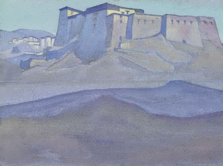 Dzong. Roerich N.K. (Part 3)