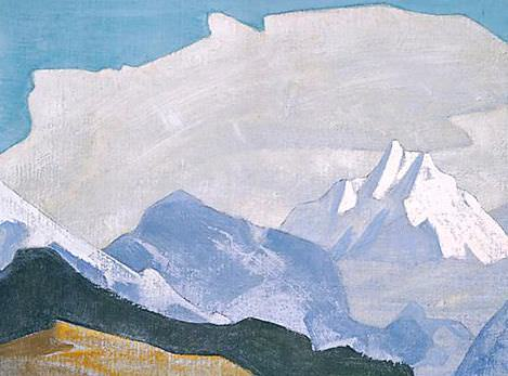Foothills. Roerich N.K. (Part 3)