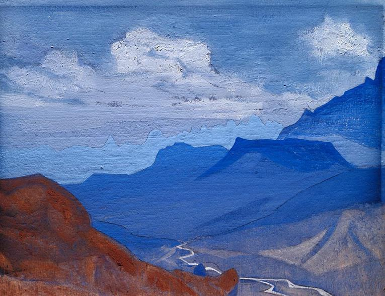 Valley Nubra. Roerich N.K. (Part 3)