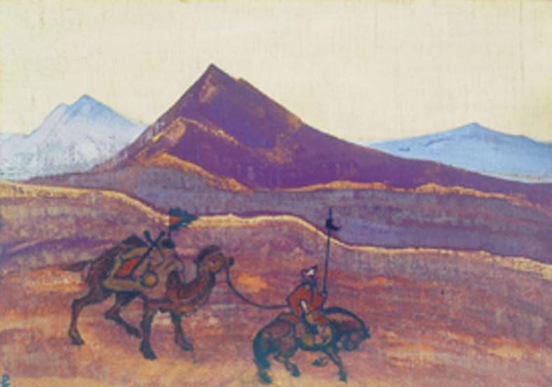 Treasure # 15. Roerich N.K. (Part 3)