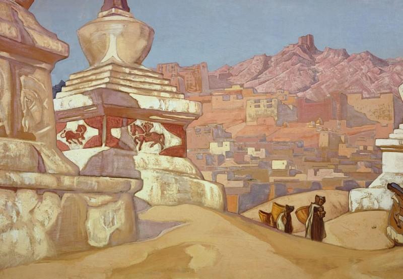 Kon happiness. Roerich N.K. (Part 3)