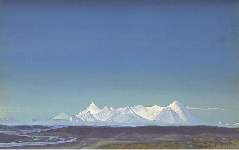 Greatest and Holy Tanghla # 79. Roerich N.K. (Part 3)
