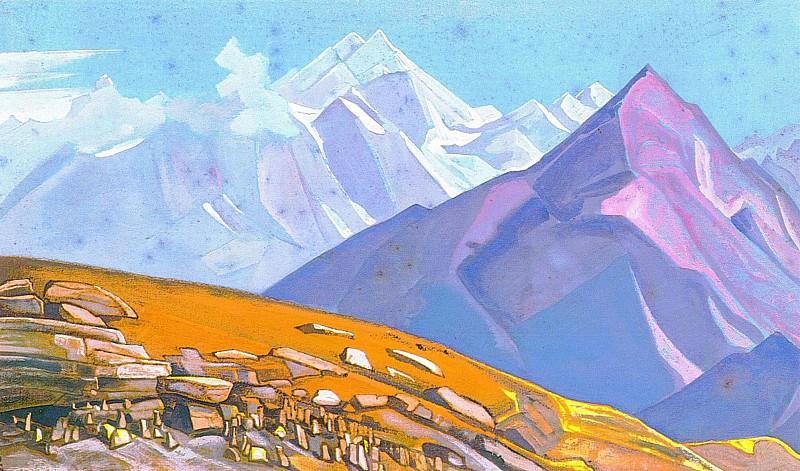 VIAS Kund # 69 (Vyasakund). Roerich N.K. (Part 3)