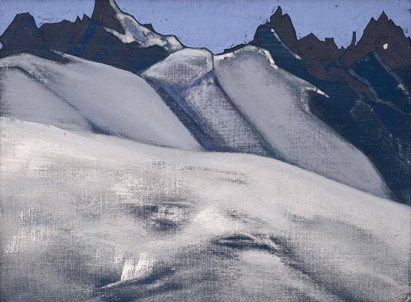 Himalaya (82). Roerich N.K. (Part 3)