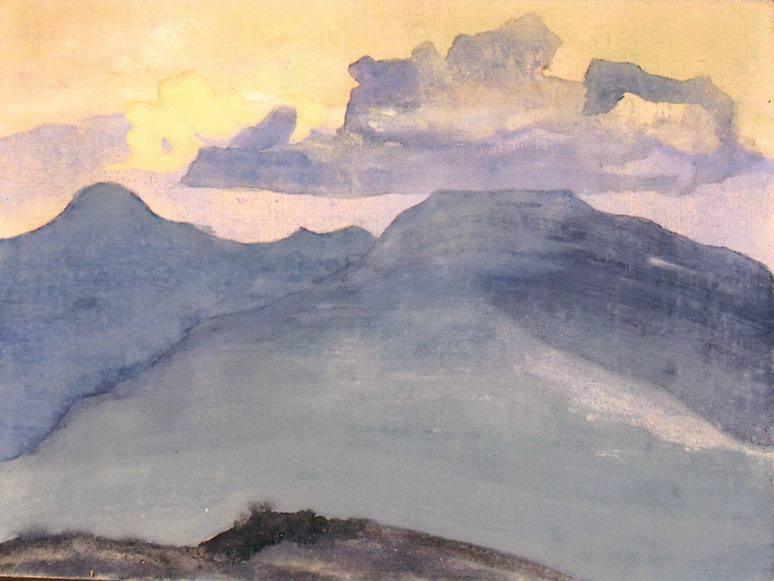 Bulletin # 33. Roerich N.K. (Part 3)