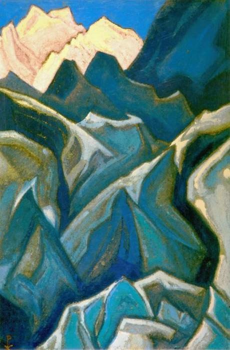 Cob ice. Roerich N.K. (Part 3)