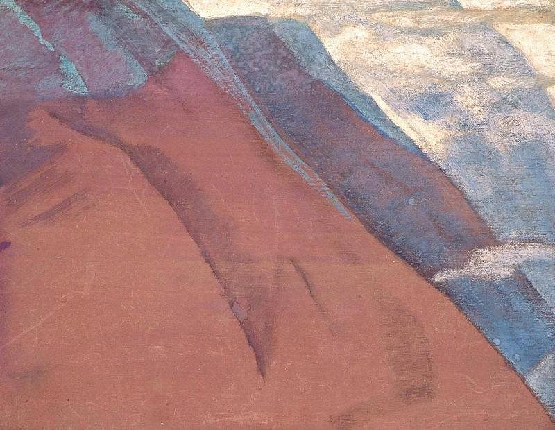 Mountain etude. Roerich N.K. (Part 3)