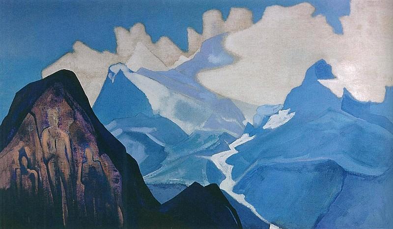 Majtreya (Maitreya). Roerich N.K. (Part 3)