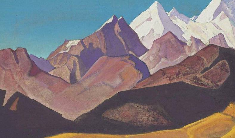 Himalayas. Roerich N.K. (Part 3)