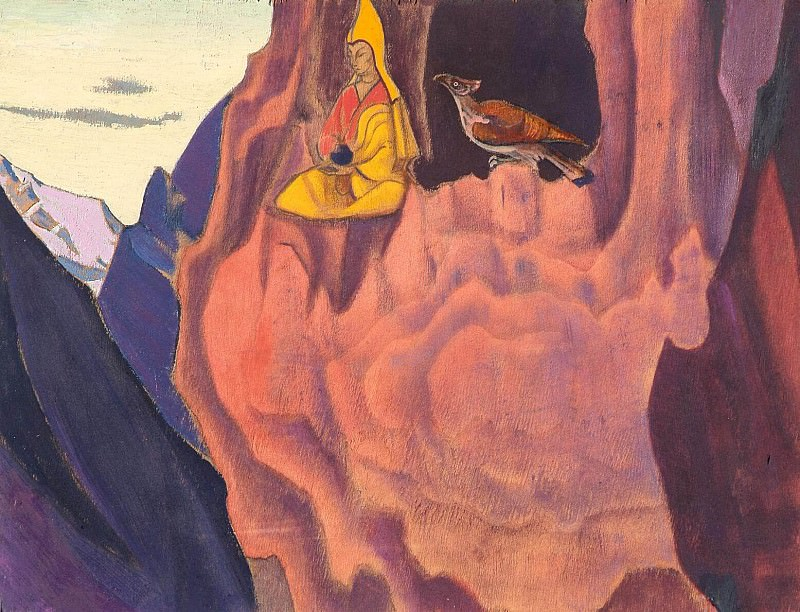 News eagle (Tidings of the eagle). Roerich N.K. (Part 3)