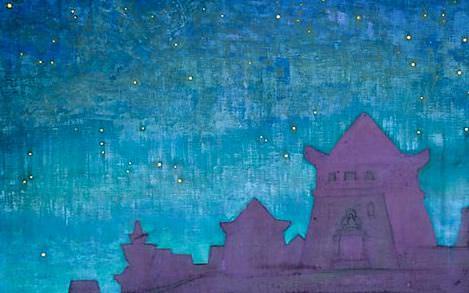 Silhouette # 23. Roerich N.K. (Part 3)