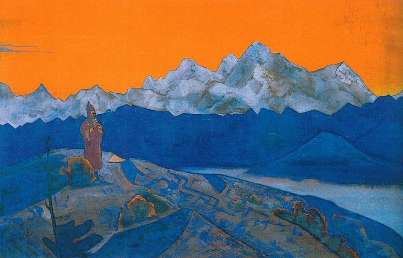 Red Lama # 13. Roerich N.K. (Part 3)