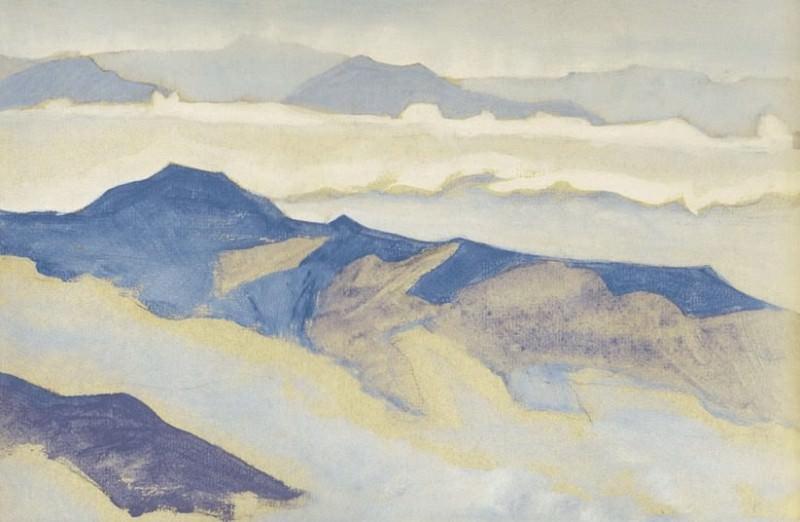 Karakorum. Roerich N.K. (Part 3)