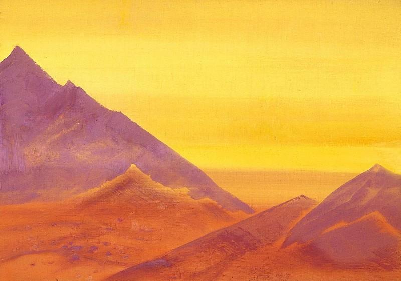 Padma Sambhava # 30. Roerich N.K. (Part 3)