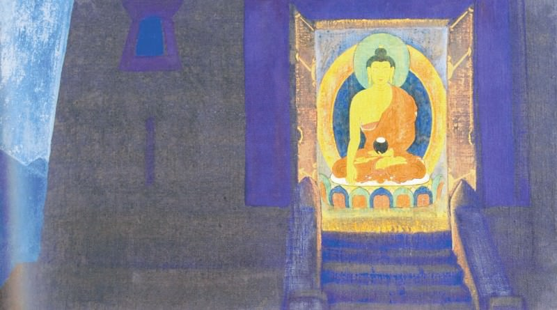 Asia Light # 55. Roerich N.K. (Part 3)
