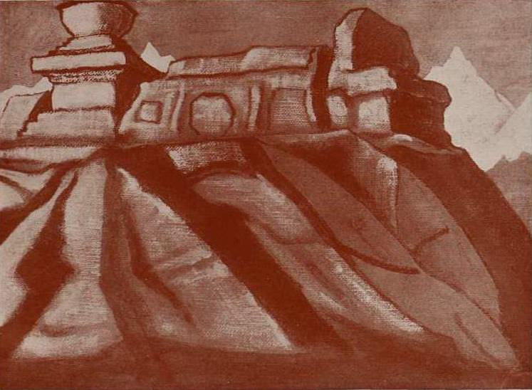 Mendang # 72. Roerich N.K. (Part 3)