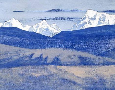 Himalayas. Roerich N.K. (Part 3)