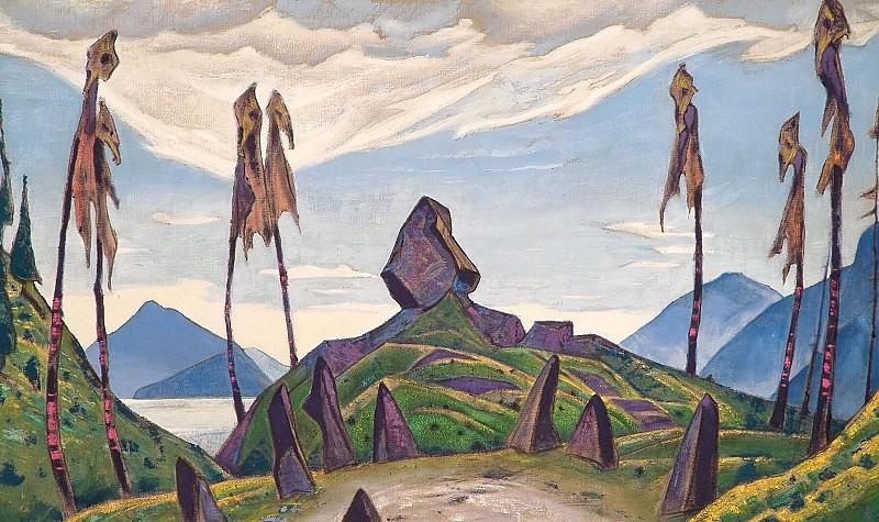 Set Design. Roerich N.K. (Part 3)