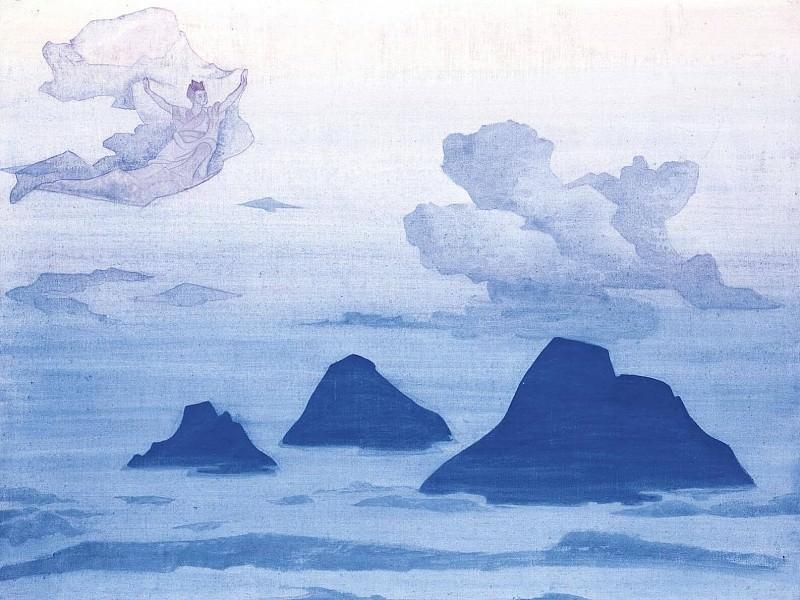 Above Horizontal # 6. Roerich N.K. (Part 3)