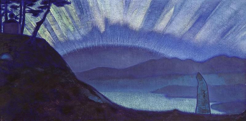 Bridge of Glory # 7. Roerich N.K. (Part 3)