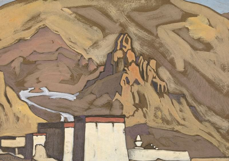 Convent Sharugon. Roerich N.K. (Part 3)