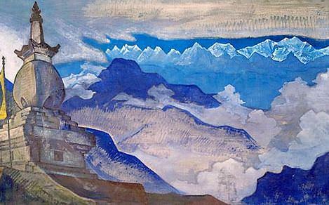 Rinchenpong # 21. Roerich N.K. (Part 3)