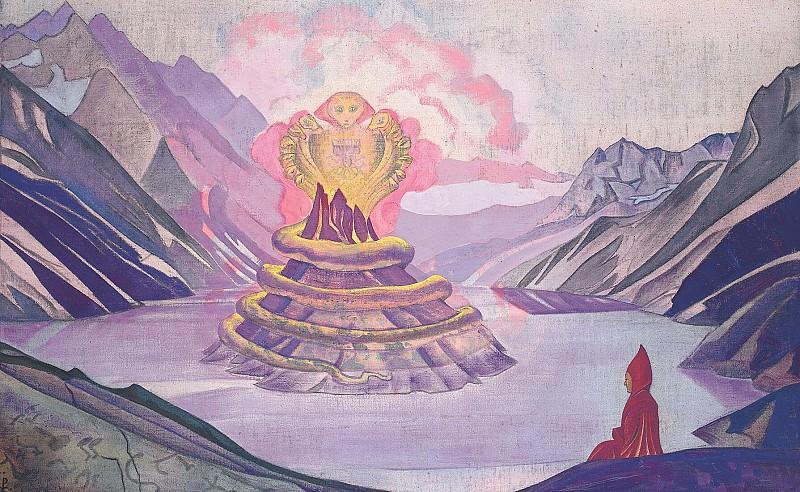 Нагарджуна - Победитель Змия #13. Рерих Н.К. (Часть 3)
