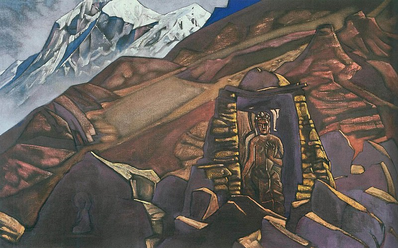 Maitreya the path. Roerich N.K. (Part 3)