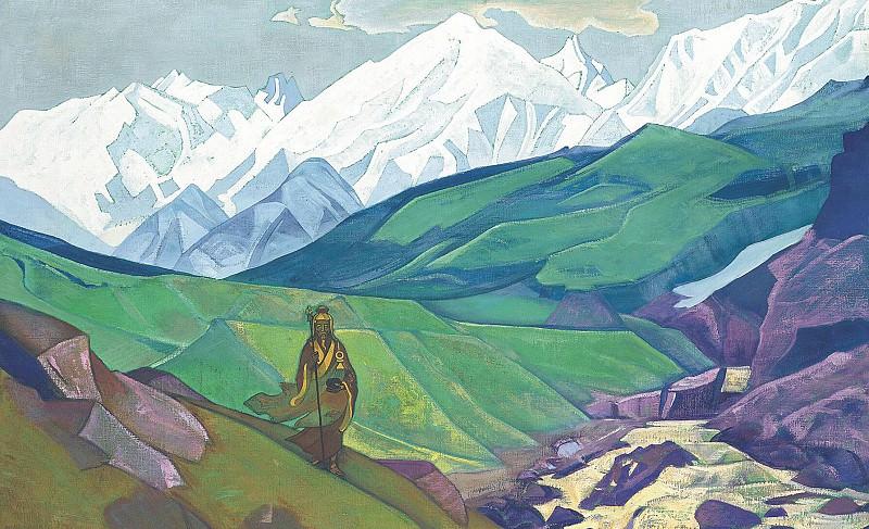 Yenno Guyot Dya - Friend of the Travelers # 7. Roerich N.K. (Part 3)
