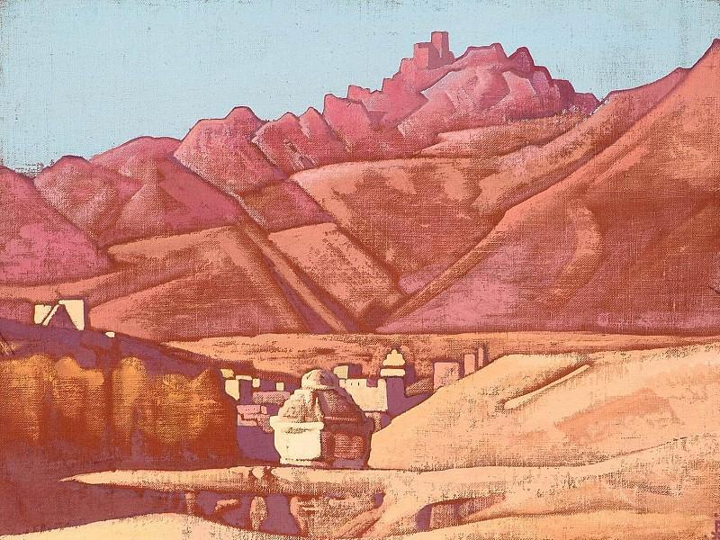 Le . Ladakh. Roerich N.K. (Part 3)